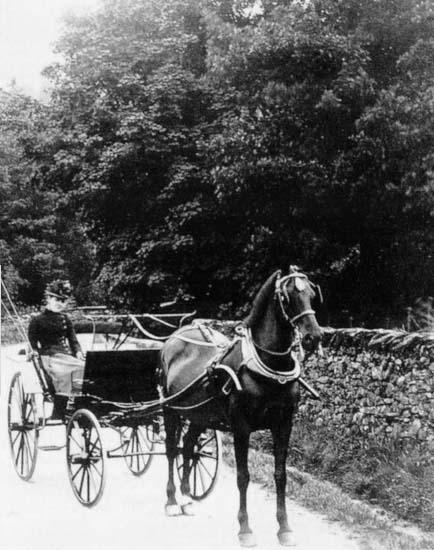 Беатрикс Поттер, 1889 год