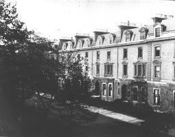 Родной дом Беатрикс Поттер в Кенсингтоне