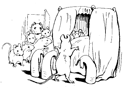 сказка про Рыжика и Перчика