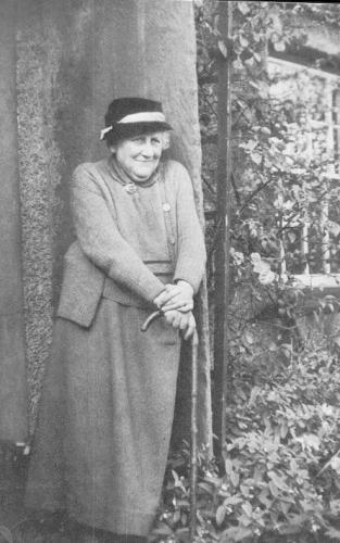 Беатрикс Поттер в последние годы жизни