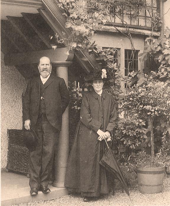 Беатрикс Поттер и каноник Ронсли