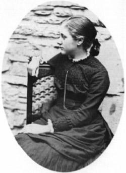 Беатрикс Поттер в возрасте 16 лет