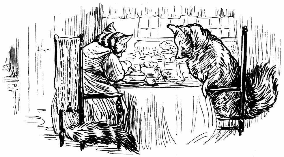Сказка о пироге и форме для выпечки