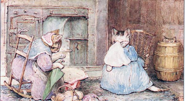 Иллюстрации к сказке о пироге и Сэме-Усике